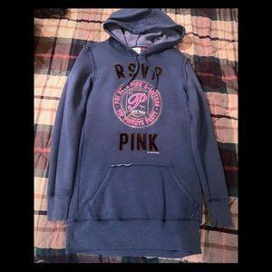 Victoria's Secret Pink Sweatshirt Dress 💖